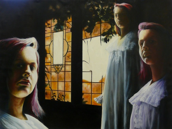 Humanities, Arts & Music The Three Graces Of Gothic by Mark Antony Skirving