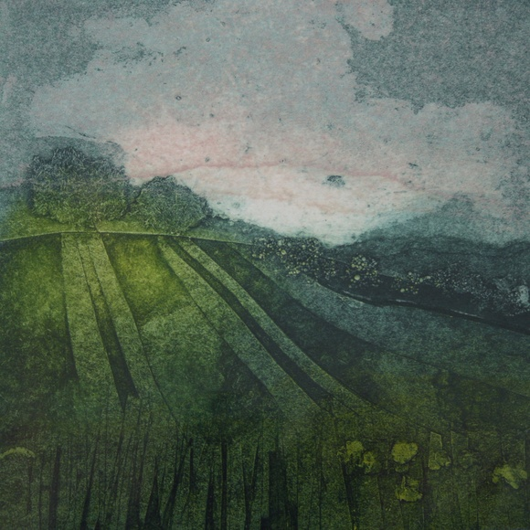 Art Uplight by Sarah Ross-Thompson